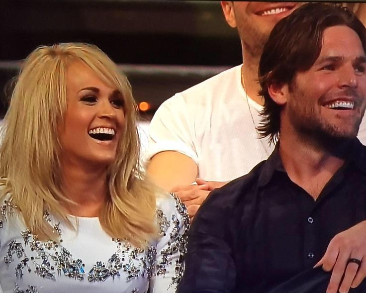 Carrie Underwood & Mike Fisher...