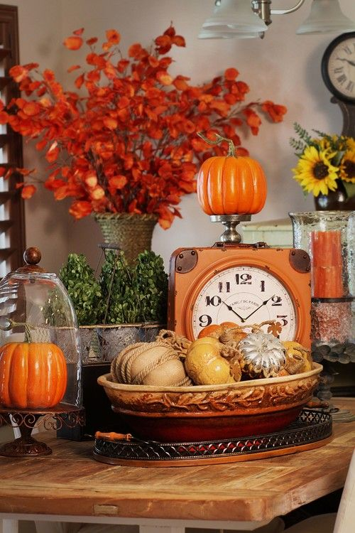 311 best Décoration d Automne images on Pinterest Fall, Holiday
