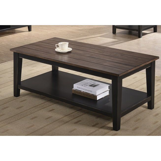 Farmhouse Black And Brown Coffee Table Rc Willey Furniture Store Coffee Table Brown Coffee Table Rc Willey Furniture Black and brown coffee table