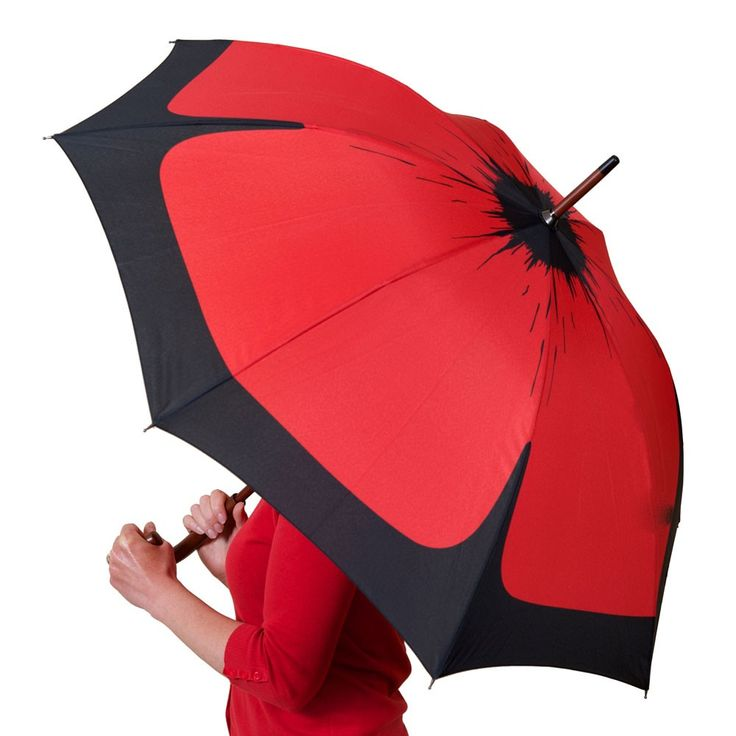 This Poppy Fashion Umbrella is perfect for anyone who loves poppies and wants to stand out in the crowd. Description from poppyshop.org.uk. I searched for this on bing.com/images