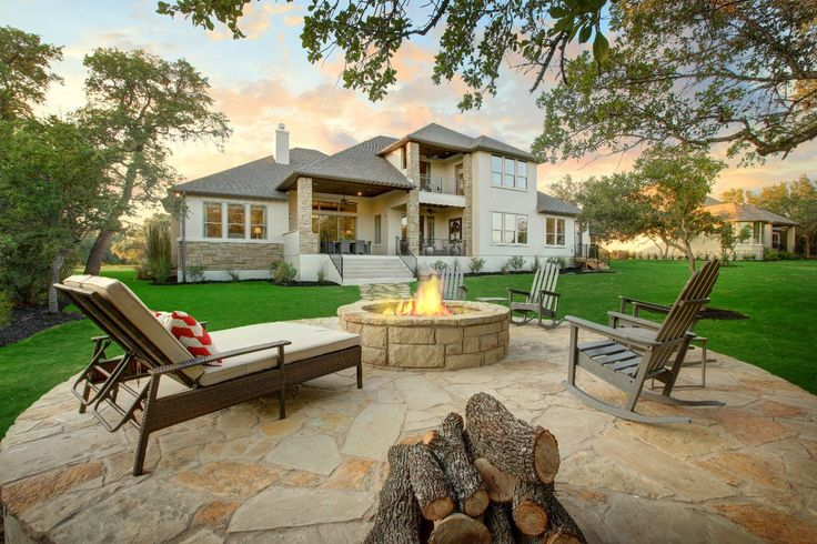 Inspiration for creating an outdoor space to enjoy!