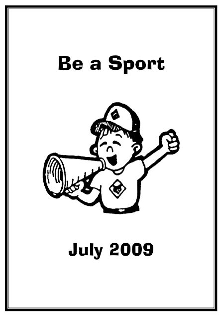 Akela's Council Cub Scout Leader Training: Be a Sport