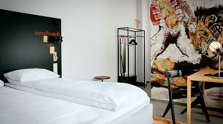 Comfort Hotel Grand Central // Oslo, Norway. - Yellowtrace