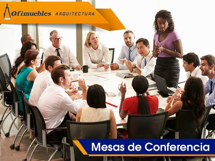 Cotiza hoy mismo la mejor calidad en mesas de conferencia para tu empresa.