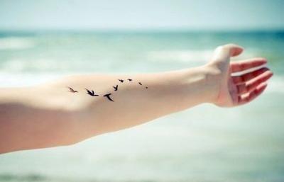 50 e oltre tatuaggi piccoli belli ed originali - Selezione di numerosi tatuaggi piccoli per tutti i gusti - Mooseek.com