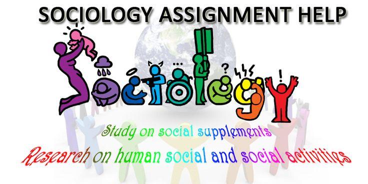 Help with sociology homework