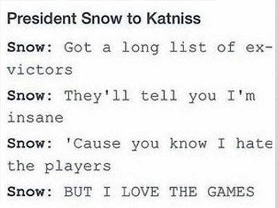 Blank Space Hunger Games Meme