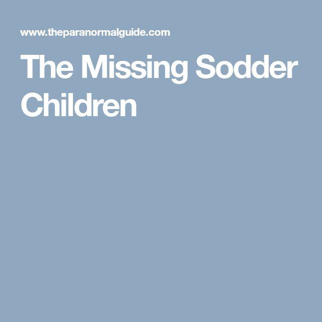 The Missing Sodder Children
