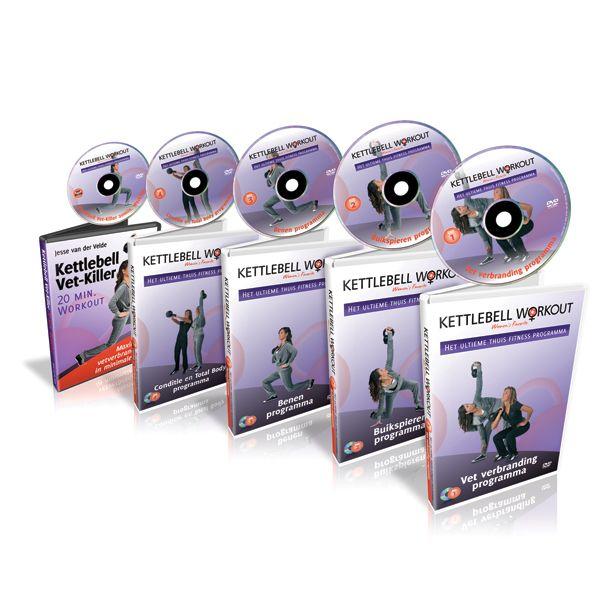 Wil jij meer controle over je gewicht, lichaam en gezondheid?  Kijk dan hier eens voor een effectief (thuis)trainingsprogramma.  http://www.gezondekeuzes.com/sport/kettlebell-dvd/
