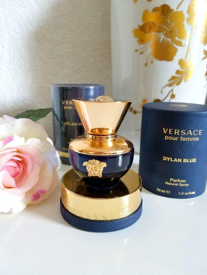 Versace Dylan Blue Pour Femme Eau De Parfum Instagram Giveaway