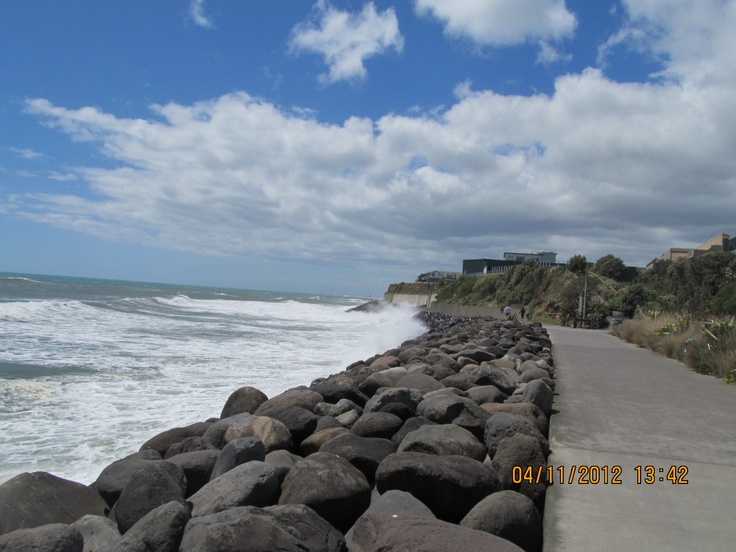 Waterfront, New Plymouth, NZ