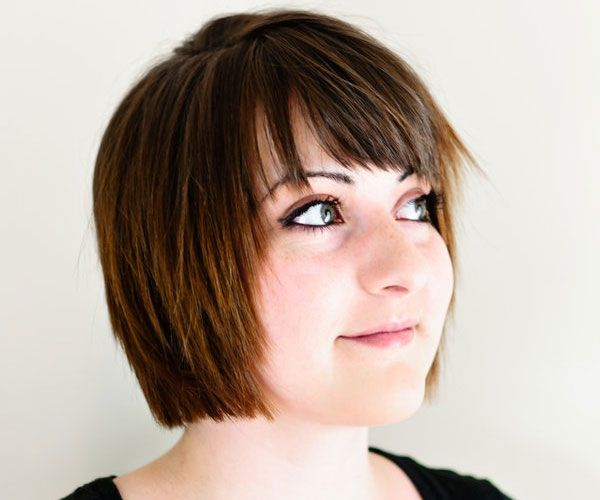 Hair Ideas For Short Hair Pinterest: Best 25+ Chin Length Hairstyles Ideas On Pinterest