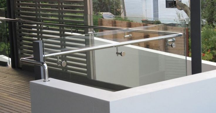 Balustrades has a range of options to suit everybody's needs and budget, from framed glass to semi-frameless glass to stainless steel.