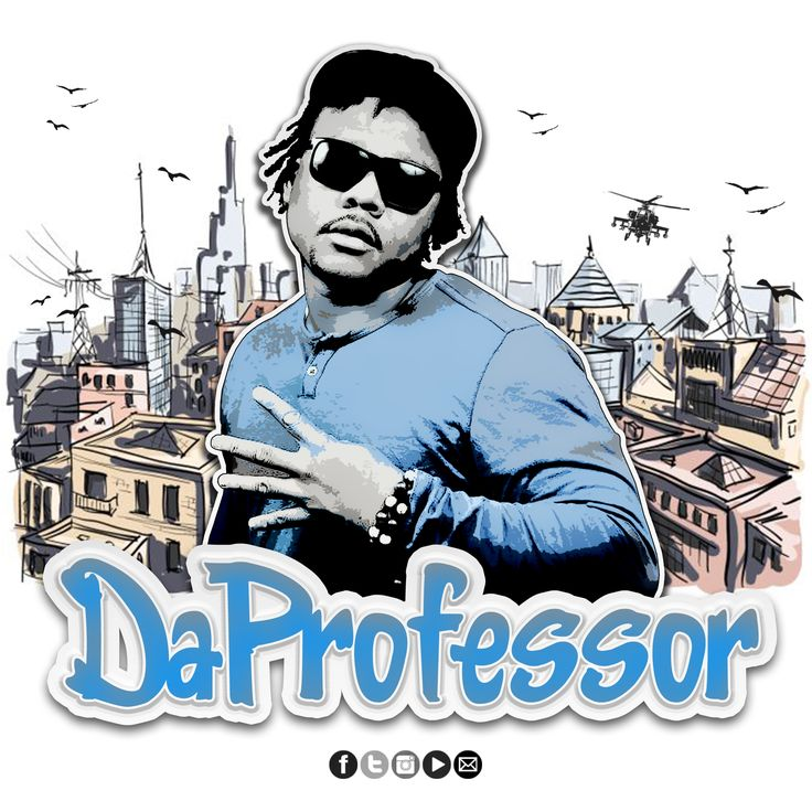 Da Professor Promo Design