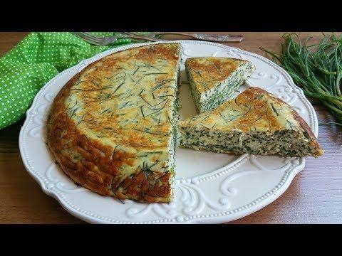 Torta salata ,semplice e veloce - YouTube
