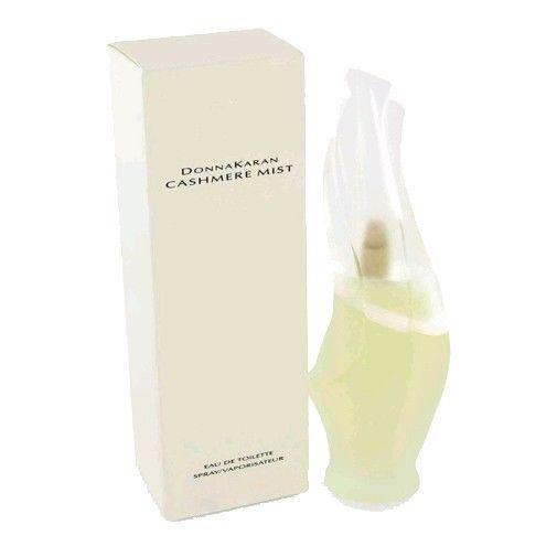 CASHMERE MIST by Donna Karan 3.4 oz EDT Spray Perfume for Women New in Box #DonnaKaran