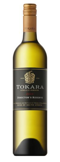Tokara DirectorsReserve2009-White - My absolute favorite SA White wine to date!