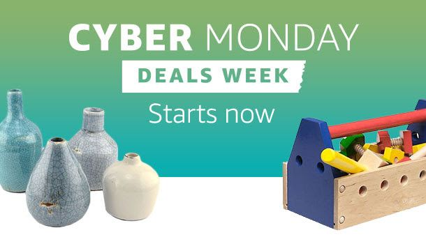 Amazon Cyber Week Deals. New Deals Every 5 Minutes!! - http://supersavingsman.com/amazon-cyber-week-deals-new-deals-every-5-minutes/