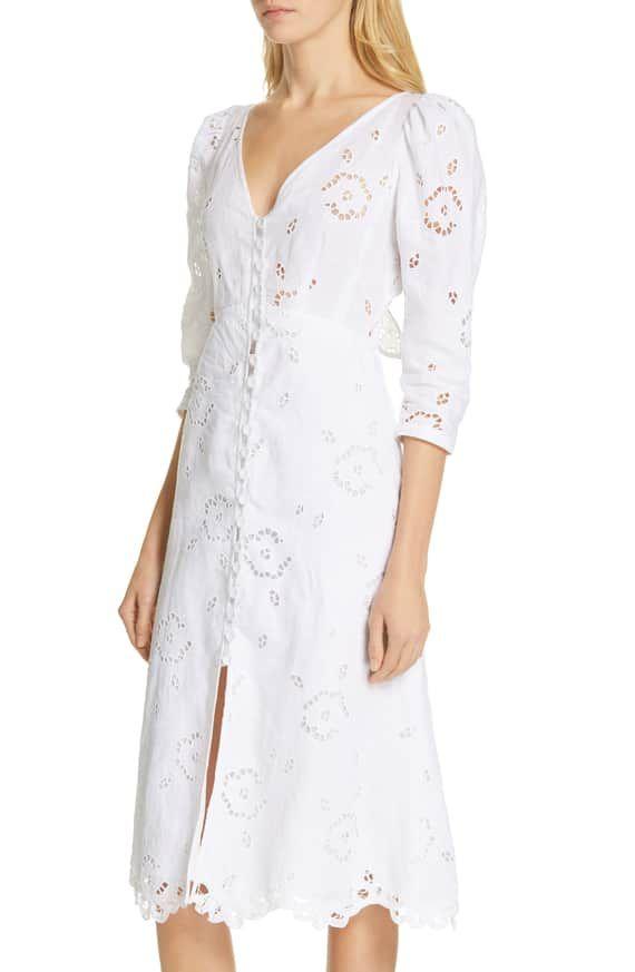 a3f82894f41 Rebecca Taylor Terri Dress