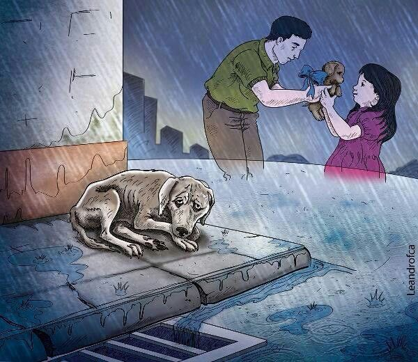 Pets are not disposable.  Pets are living things. Pets are family.