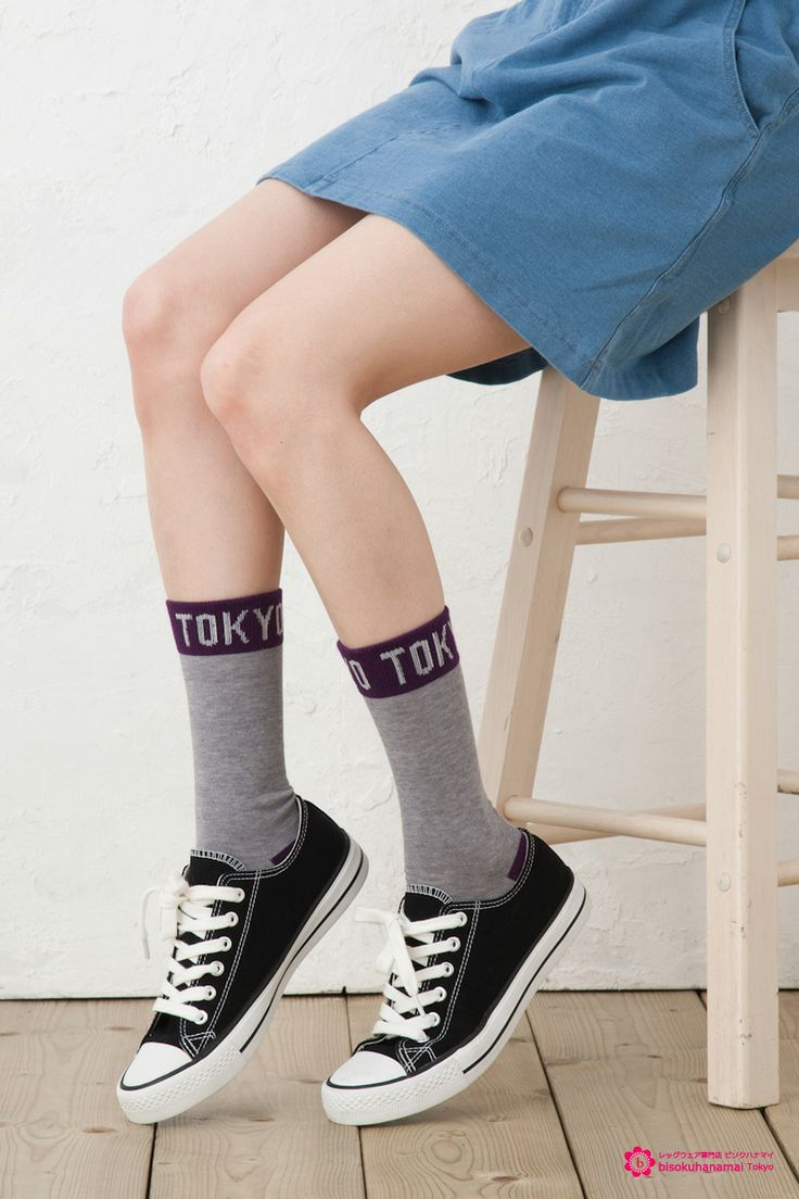 TOKYO CREW SOCKS GRAY JPY333(without TAX)