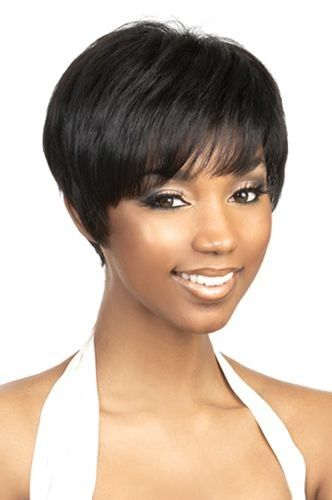Best 76 Short wigs for black women ideas on Pinterest   Short wigs ...