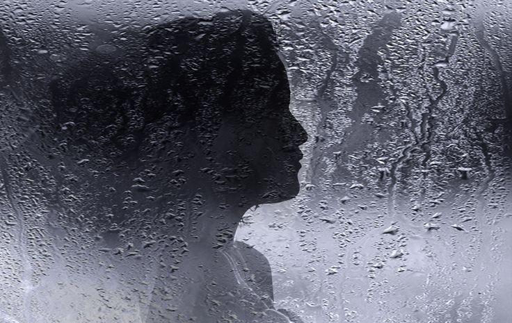 Raining shadow... by persefoni Balkou