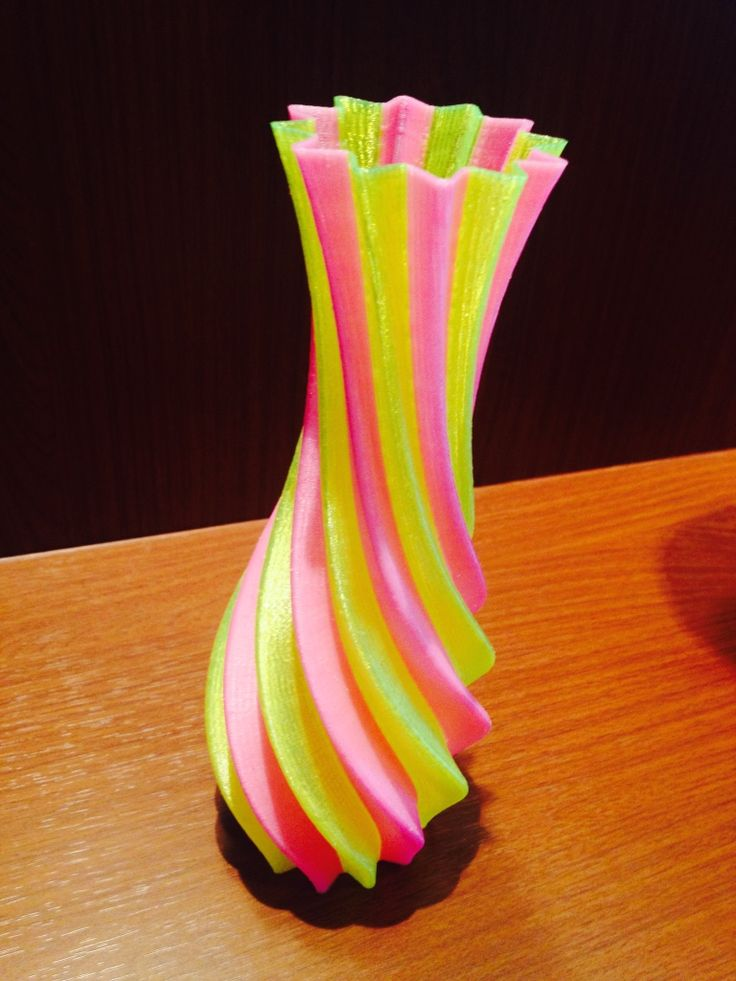 Dual Colour Vase