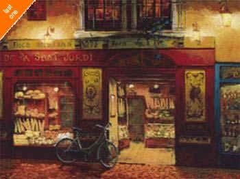 Viktor Shvaiko Wine and Bread NO LONGER IN PRINT - LAST ONES!! Limited Edition Art Prints Posters and Framing by Prints.com