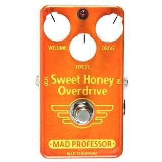 Mad Professor Sweet Honey #Effect Pedal