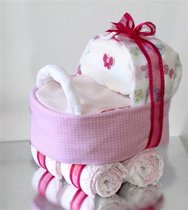 The Unbaked Cake- Nappy cakes and more www.unbakedcake.com.au