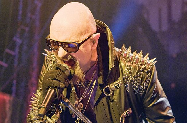Judas Priest Is Back With a Vengeance With a Tour, Which Marks Their 40th Anniversary