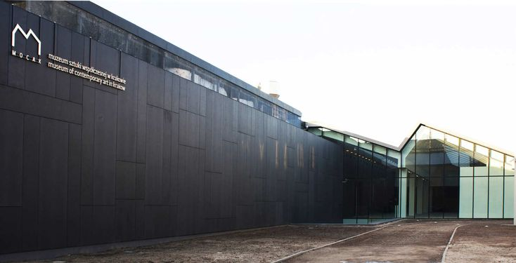Gallery of Museum of Contemporary Art in Krakow / Claudio Nardi Architetto - 10