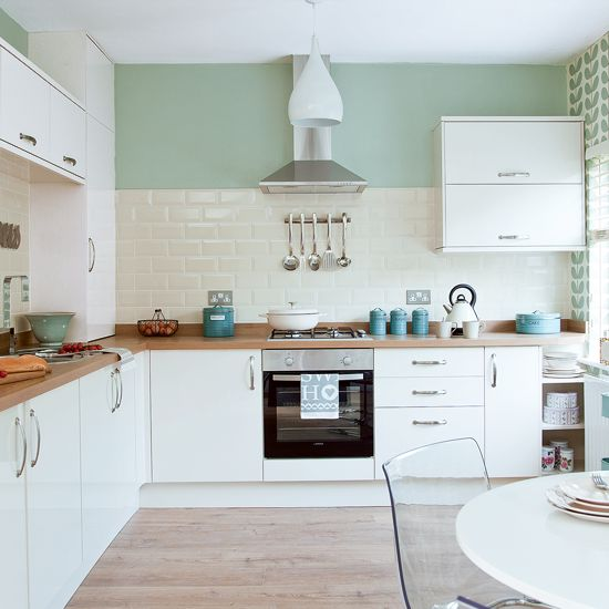 If it's time for you to transform your kitchen, check out our fab layout ideas and make the most of your space brought to you by Style at Home.