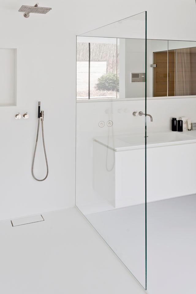 Die besten 25 duschwand glas ideen auf pinterest duschw nde aus glas brille reinigen und - Duschwand reinigen ...
