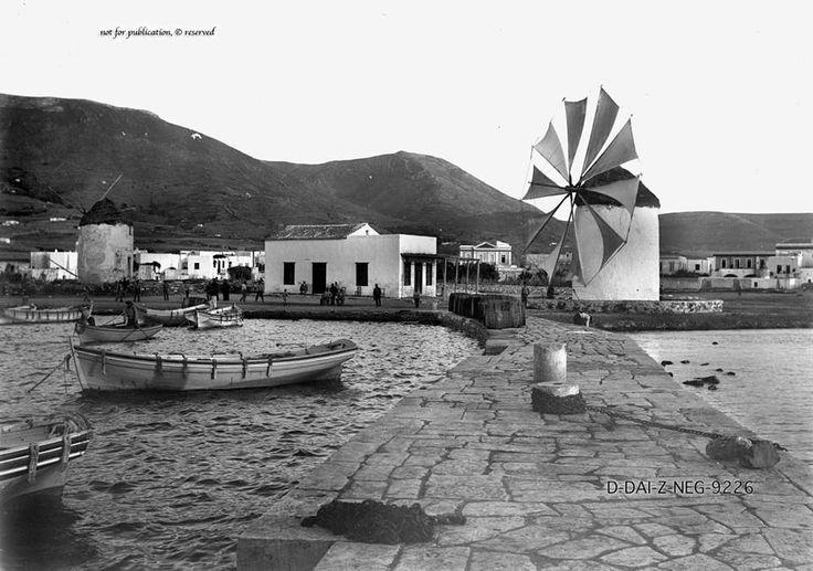 Παρος 1895 1902 παροικιά
