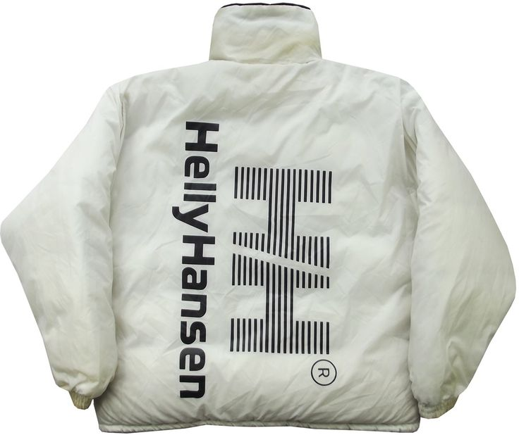 Image of Vintage Reversible Helly Hansen Down Jacket Size XL