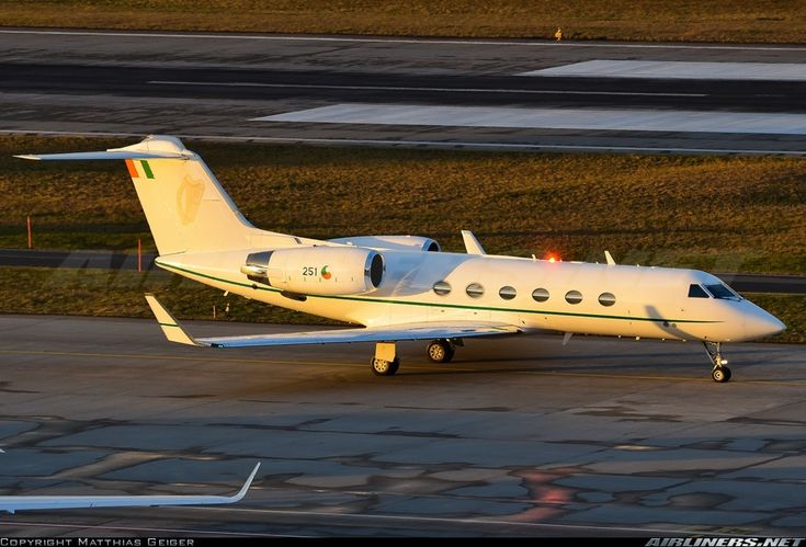 Gulfstream Aerospace G-IV Gulfstream IV - Ireland - Air Force | Aviation Photo #2391136 | Airliners.net