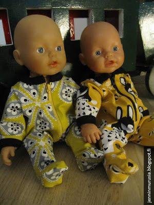 Murusia: Nukkevauvojen muotinäytös