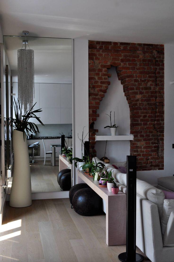 Appartamento Privato - Private Apartment : Soggiorno moderno di MELLINACORTISTUDIO