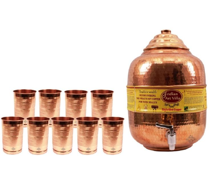 17 best images about copper distiller for essential oil for Copper water tank