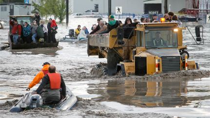 Alberta Premier Alison Redford calls flooding 'absolutely tragic'