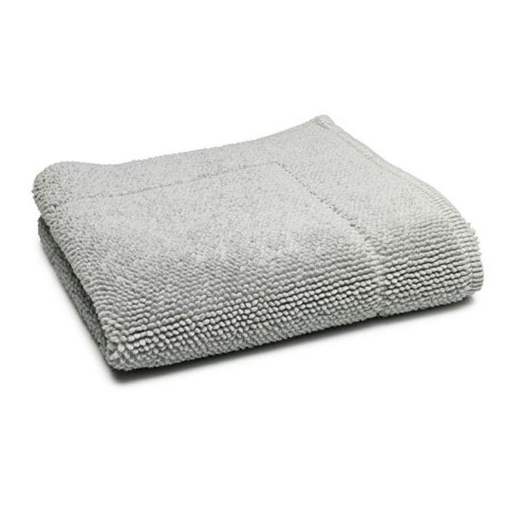 Portofino badmatta, ljusgrå i gruppen Textil / Mattor / Badrumsmattor hos RUM21.se (113101)