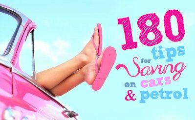 Gas savings | 180+ tips for saving on cars and petrol