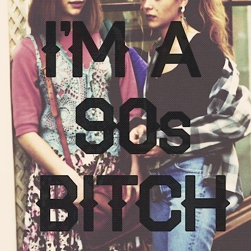 The 90s Kid Tag!