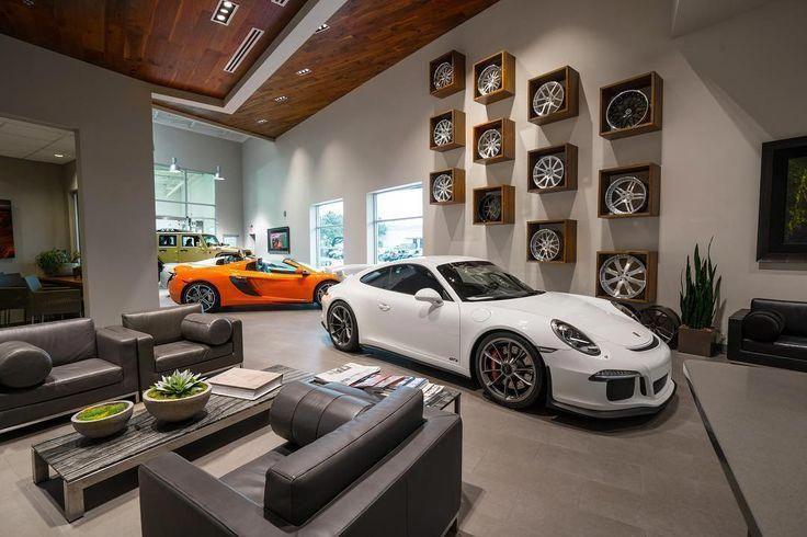 Custom Garage Ideas Car Garage Design Garage Makeover Plans 20181214 Garage Interior Luxury Garage Garage Design