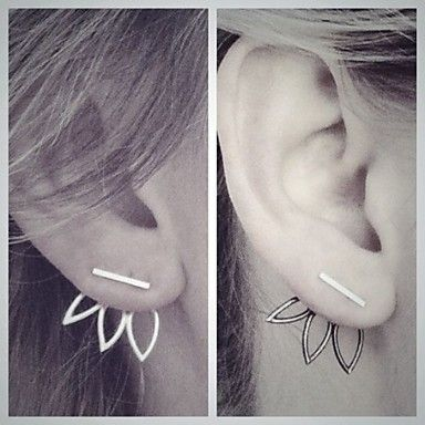 Boucles d'oreille goujon ( Alliage ) Soirée / Quotidien / Casual de 4812539 2016 à €1.95