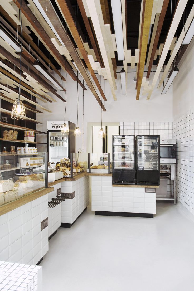 The different kitchen layouts bandidusa home design preferance - For Przystanek Piekarnia S Fifth Location In Warsaw Poland The Architect Developed A Floor