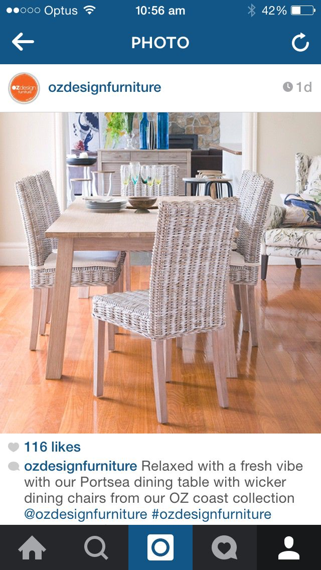 Rattan end chairs