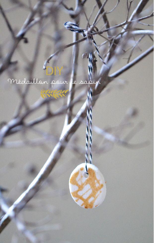 ROSE ET VERT: DIY : décoration de noël